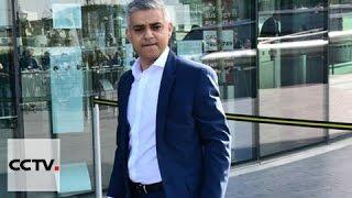 فوز العمالي المسلم صادق خان بمنصب عمدة لندن