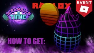 [EVENT] How To Get The Retro Egg | Roblox Egg Hunt 2019