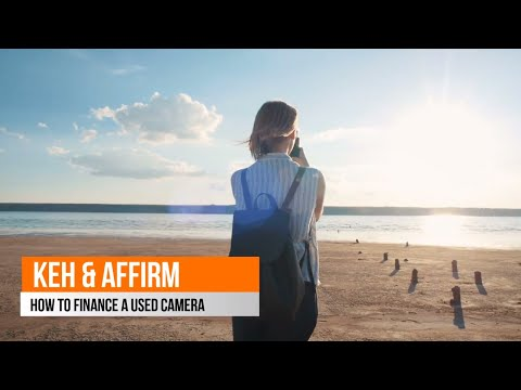 KEH Camera and Affirm Financing