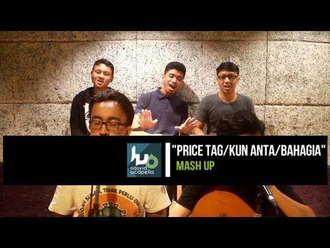 Price Tag/Kun Anta/Bahagia (JessieJ/Humood/GAC) Acapella MashUp Cover - by IVO Acapella