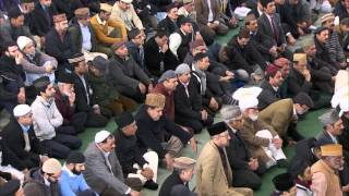 Friday Sermon: 4th March 2016 (Urdu)