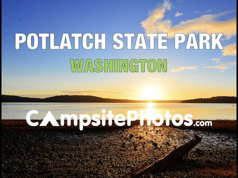 Potlatch State Park, Washington