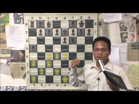 USCF National Master Ruben vs. State Champion of Hawaii