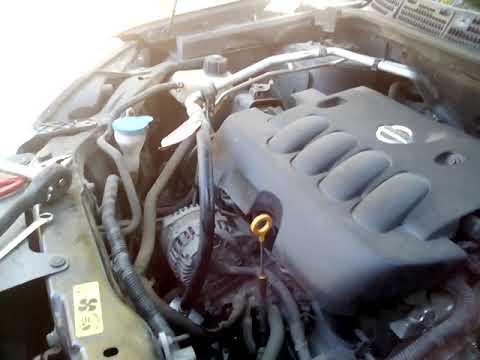 Замена термостата Nissan 21200ED00A на Nissan Qashqai