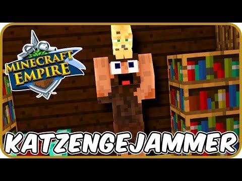 DAS KATZEN-PROBLEM! - Minecraft EMPIRE 🍖 #88