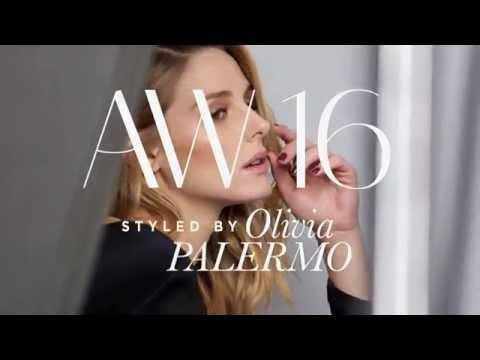 Coast Autumn Winter Collection | Olivia Palermo | AW16
