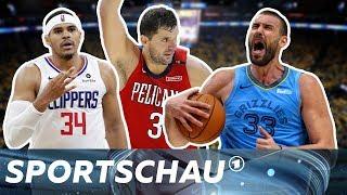 NBA Trade Deadline: Raptors, Sixers, Bucks I Sportschau