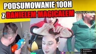 PODSUMOWANIE 100 GODZIN DYMÓW U MAGICALA