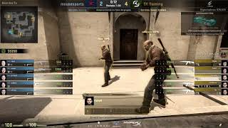 SK Gaming x MouseSports
