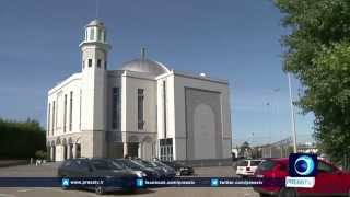 PressTV:  Community offers support to Ahmadiyya Muslims after Mosque Fire