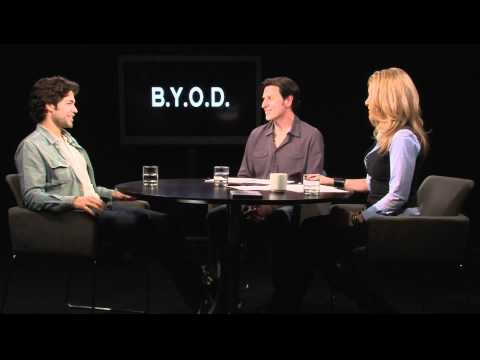 BYOD - Actor/Director Adrian Grenier of HBO's Entourage