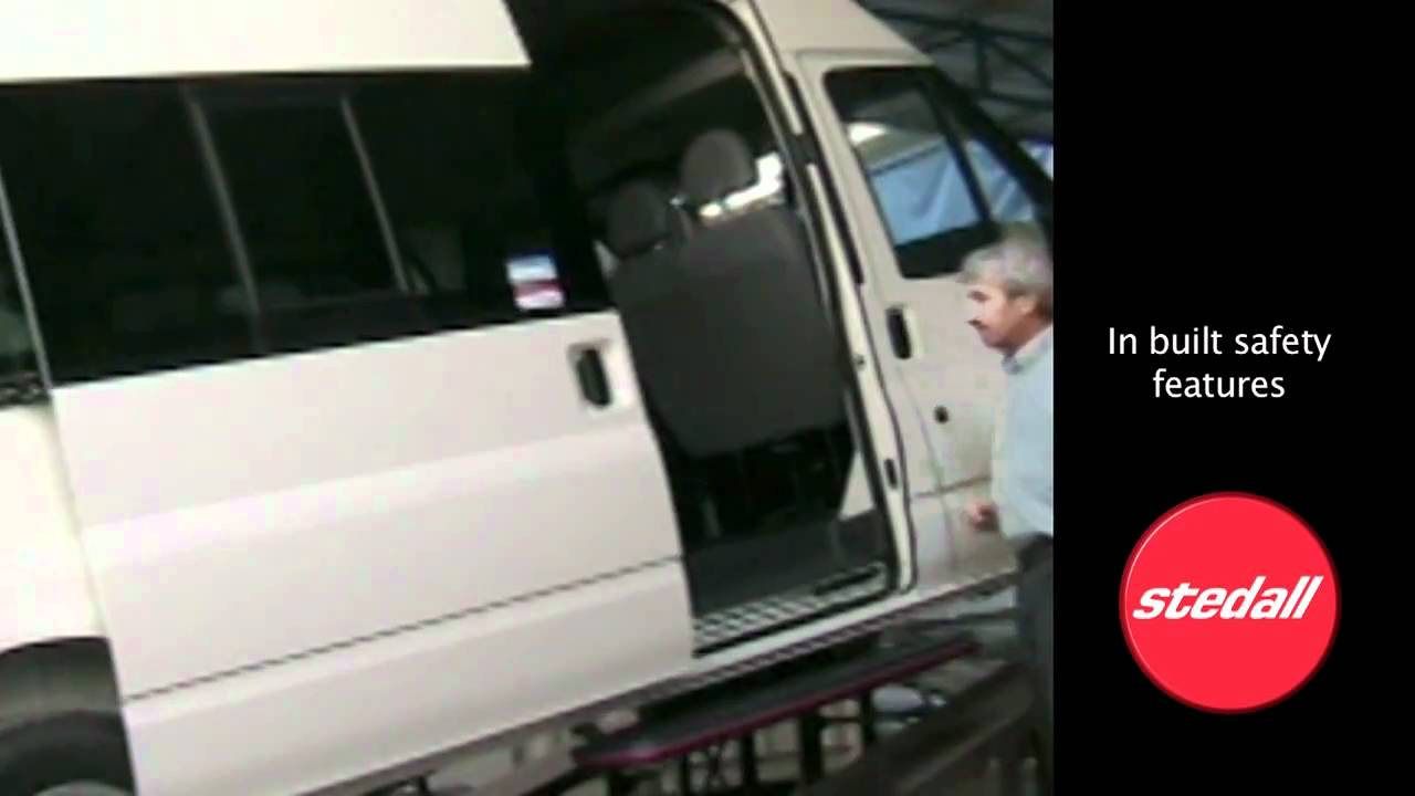 Asd Automatic Sliding Door For Mini Buses And Vans Youtube