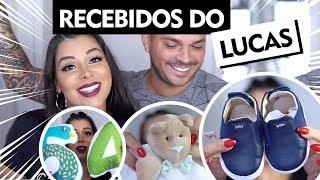 RECEBIDOS DO LUCAS