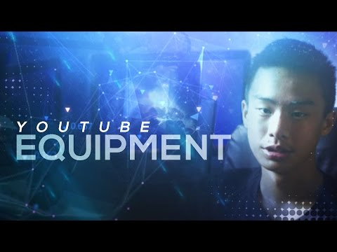 My YouTube Equipment: PC, Microphone, Camera & More! (2016)