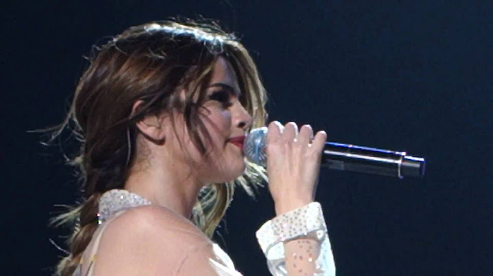selena gomez full reaction to montreal fans  who says  transfiguration  revival tour