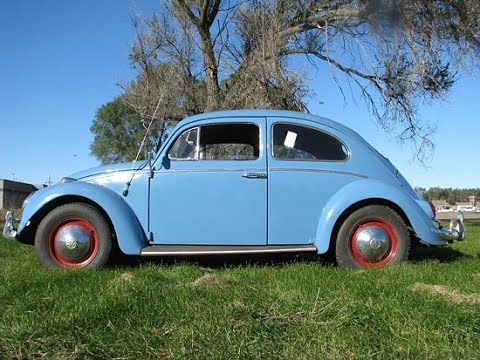 1962 VW Beetle for Sale in Nice Original Condition