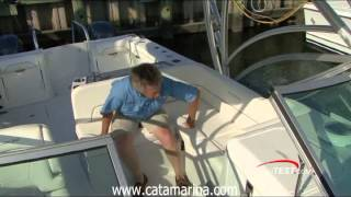 Glacier Bay Renegade 2740 2010 Catamaran Boat Detail Design   Featured Reviews   By BoatTest com