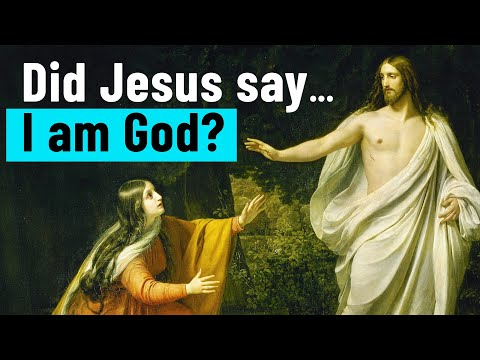 Jesus Is God. These 33 Bible Verses Prove It In 5 Minutes.