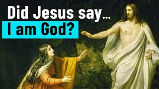 Is Jesus God? Where Jesus Claims to be God in the Bible. A quick explanation of Jesus' own words.