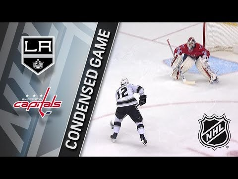 Los Angeles Kings vs Washington Capitals - November 30, 2017 | Game Highlights | NHL 2017/18. Обзор