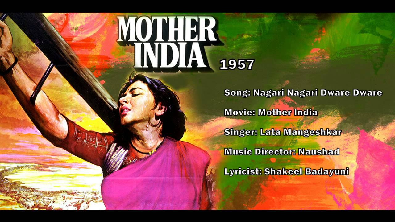 Direct Download Mother India 1957 Full Movie DvdRip 400mb 480p HD 720p MKV