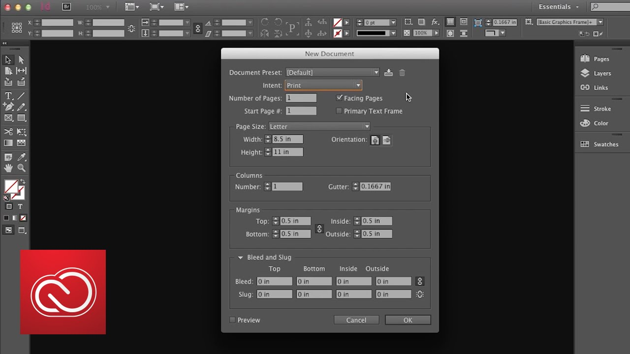 How to Create Business Cards: InDesign & Illustrator | Adobe ...