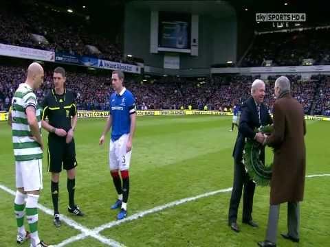 Oldco Rangers  V Celtic - 1st Half . 2011 Oldco 0 - 2 Celtic
