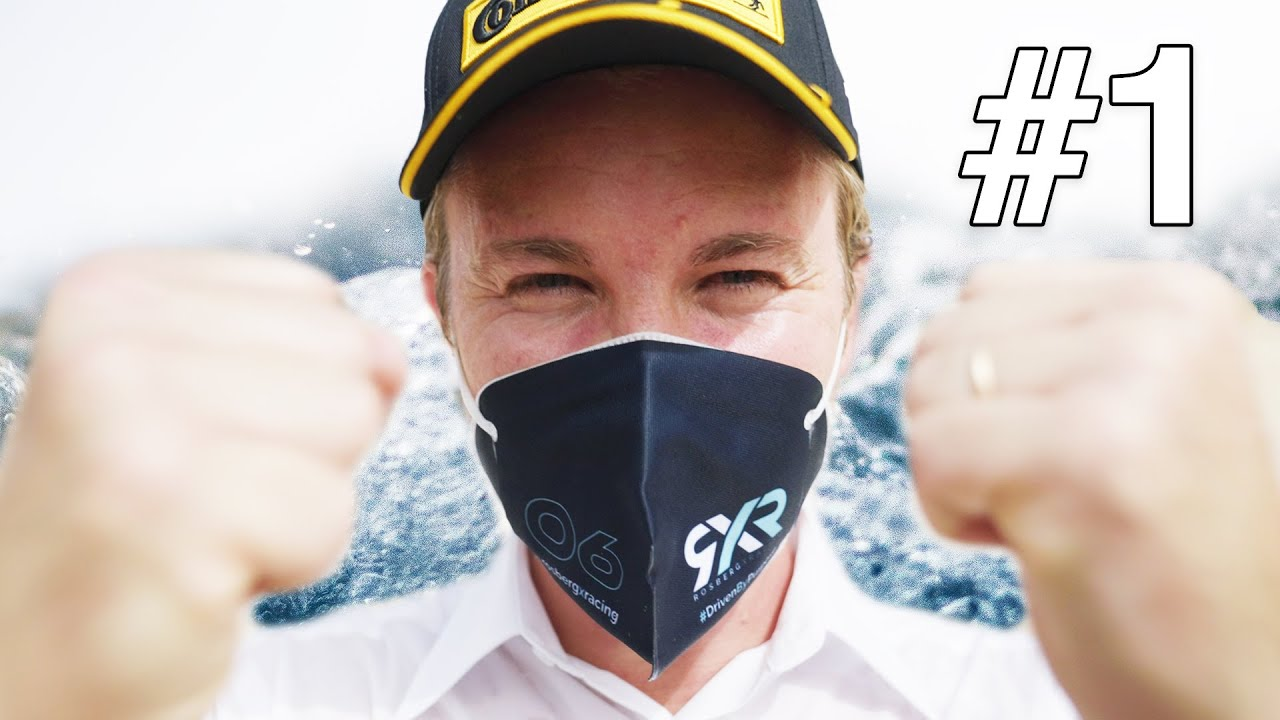YESSS, A Race Weekend to Remember | Nico Rosberg