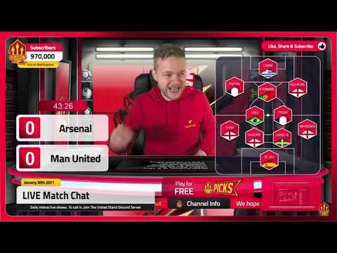 GOLDBRIDGE Best Bits | Arsenal 0-0 Man United