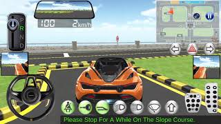 How to pass the 1st Korean Driver's License Test by Game screenshot 1