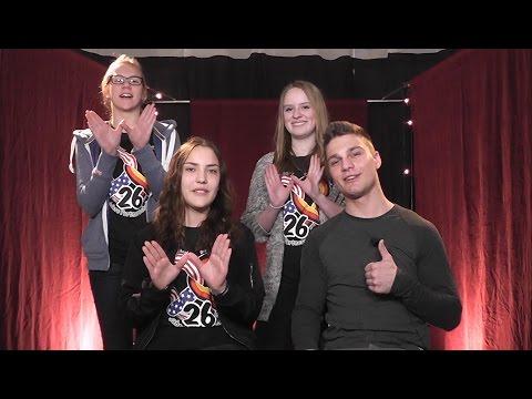 2016 German Exchange Students
