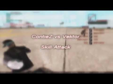- || Skill Attack || - ]FS[W4NT3D versus Vektor [Pro Duels Production]