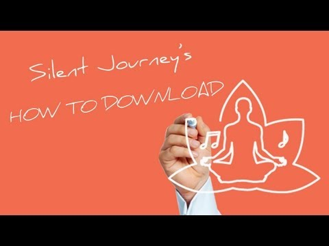 How To Download Silent Journey Albums