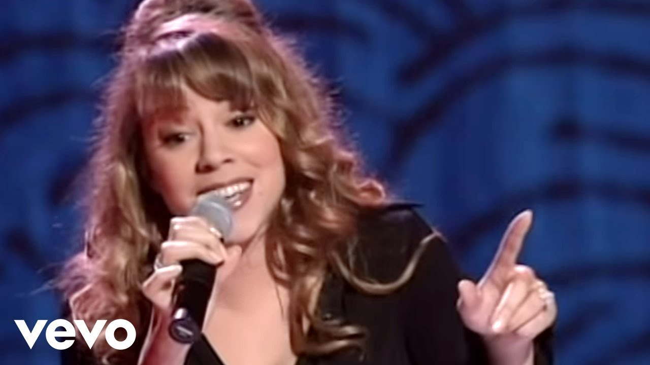 Mariah Carey Boyz Ii Men One Sweet Day From Fantasy Live At Madison Square Garden You