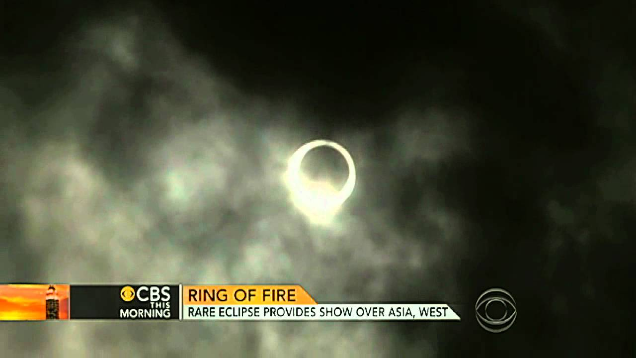 In Pictures: 'Ring of fire' solar eclipse wows millions