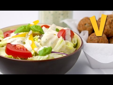 Tofu Ranch Dressing