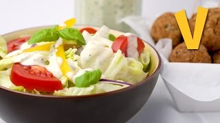 Ranch Dressing | The Vegan Corner