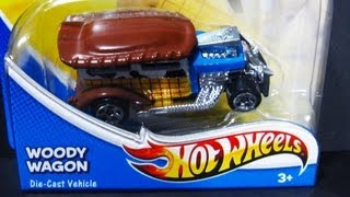 Hot Wheels Toy Story Wood Wagon Scale Diecast