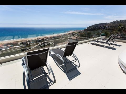 Luxury Modern Style Villa With Magnificent Views Close To Barcelona, Castelldefels  | 12553