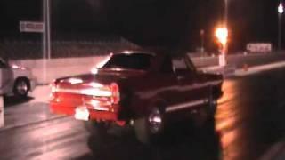 Robby Robinson 1967 427 Fairlane Famoso Bakersfield 2011