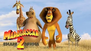 Madagascar: Escape 2 Africa - Part 1 [Requested Wii Gameplay]
