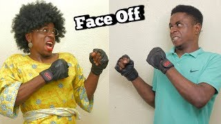 Two Can Play The Game | FaceOff | African Home | Mc Shem Comedian