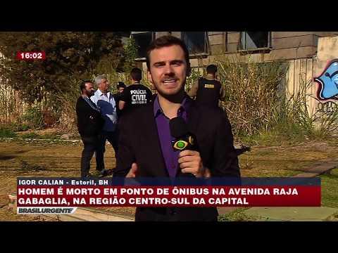BRASIL URGENTE MINAS 30/07/2018