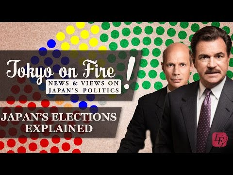 Japan's Elections Explained | Tokyo on Fire