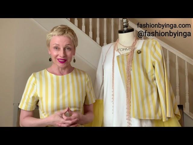 Ms. Inga Goodman from fashion by Inga