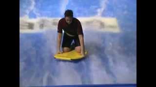 Surfing Dream Team. (indoor Zoetermeer body & flowboarding)