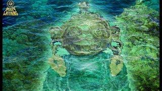 The man who found the Moctezuma's Treasure