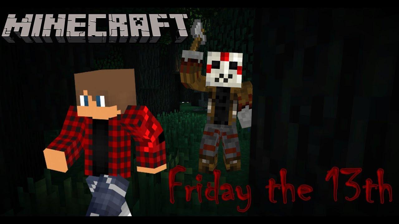 Friday the 13th Minecraft Movie ( Part 2 )