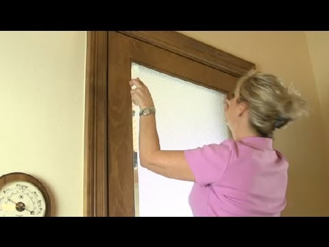 Ways to Decorate Glass Front Doors : Home Design Ideas ...