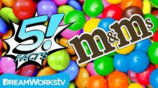 5 Facts About M&Ms That Will Melt In Your Mouth | 5 FACTS